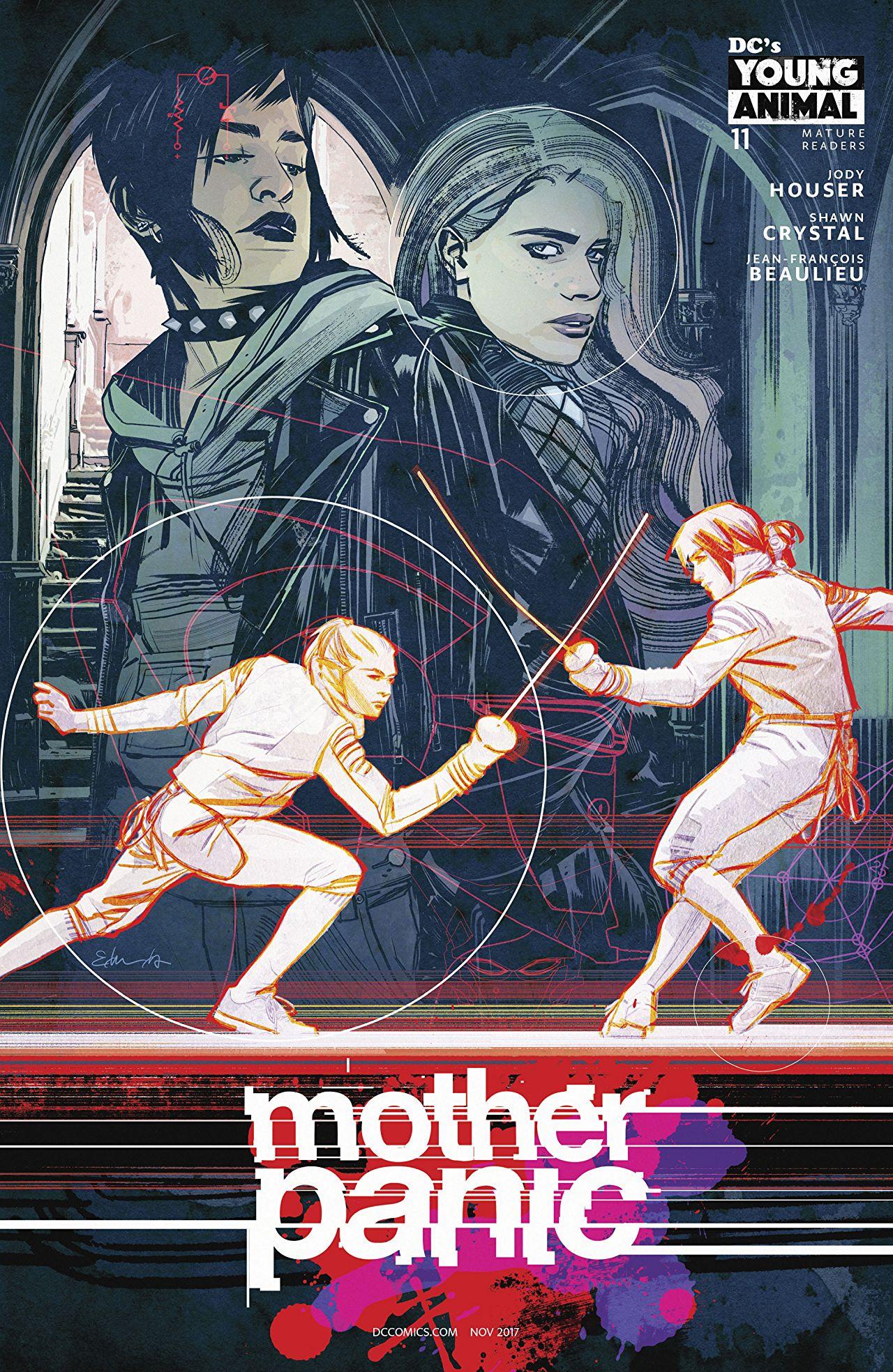 Mother Panic Vol 1 11