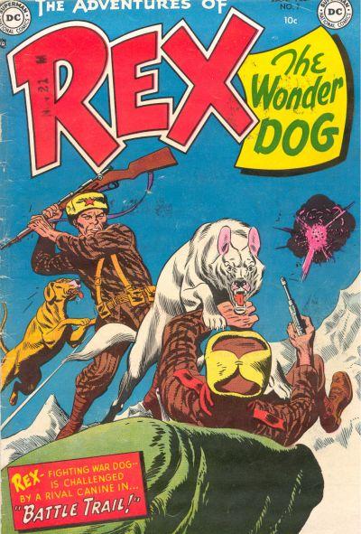 Adventures of Rex the Wonder Dog Vol 1 7