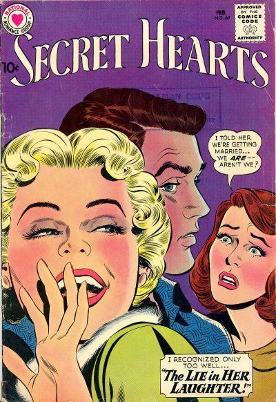 Secret Hearts Vol 1 69