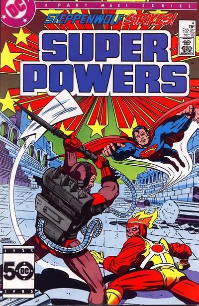 Super Powers Vol 2 4