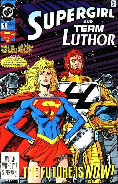 Supergirl and Team Luthor Vol 1 1