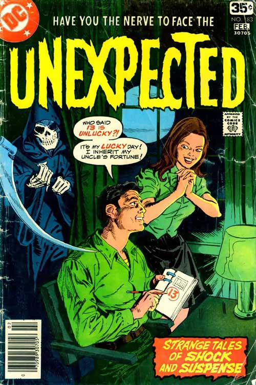 The Unexpected Vol 1 183