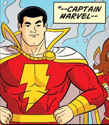 Billy Batson (Scooby-Doo Team-Up)