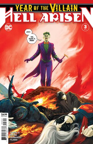 2nd Print Cover