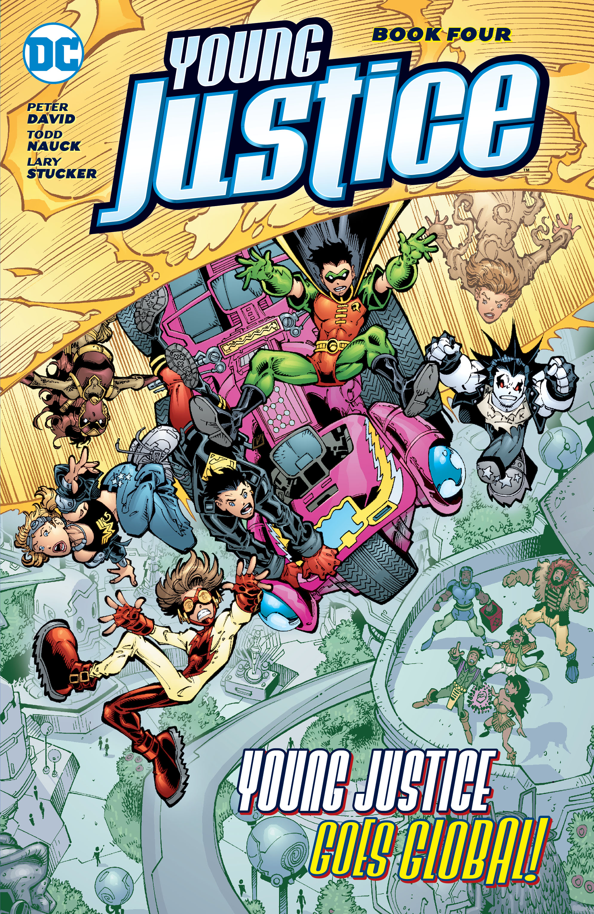 Young Justice Book Four (Collected)