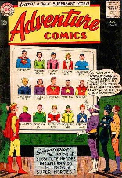 Adventure Comics Vol 1 311