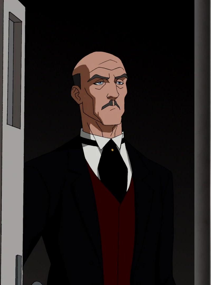 Alfred Pennyworth (Earth-16)