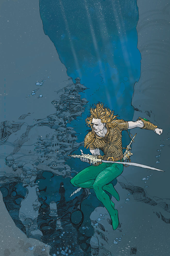 Aquaman: Sword of Atlantis Vol 1 52