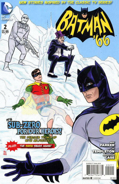 Batman '66 Vol 1 2