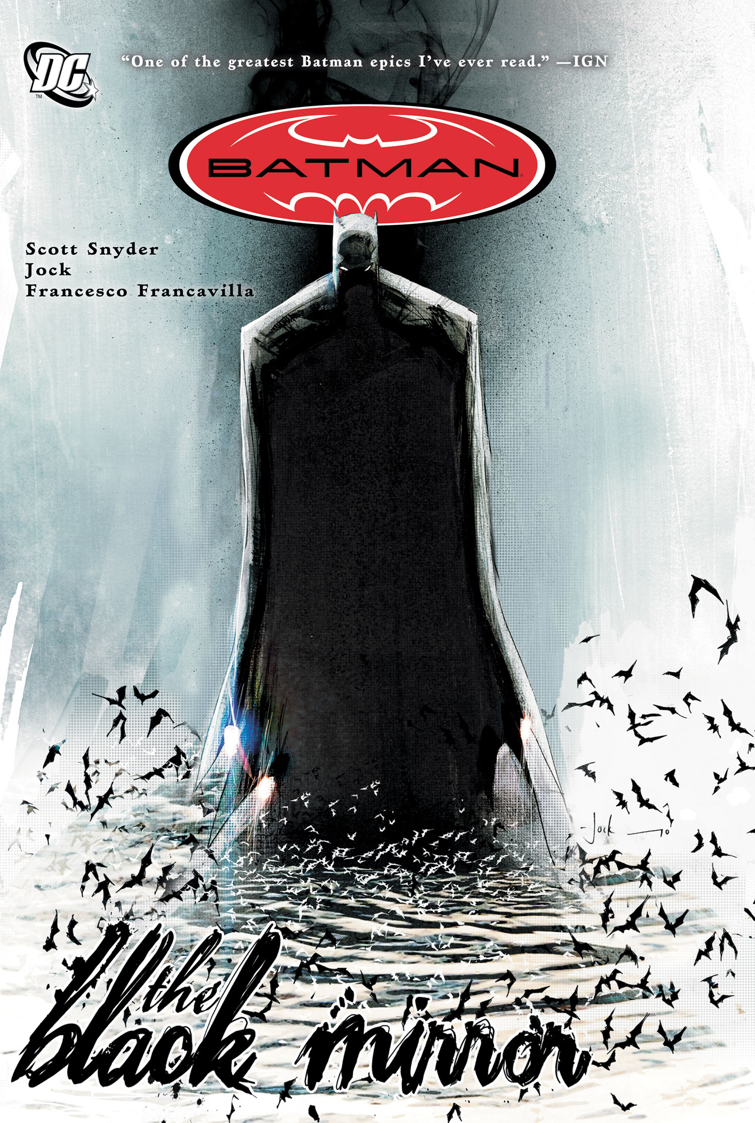 Batman: The Black Mirror (Collected)