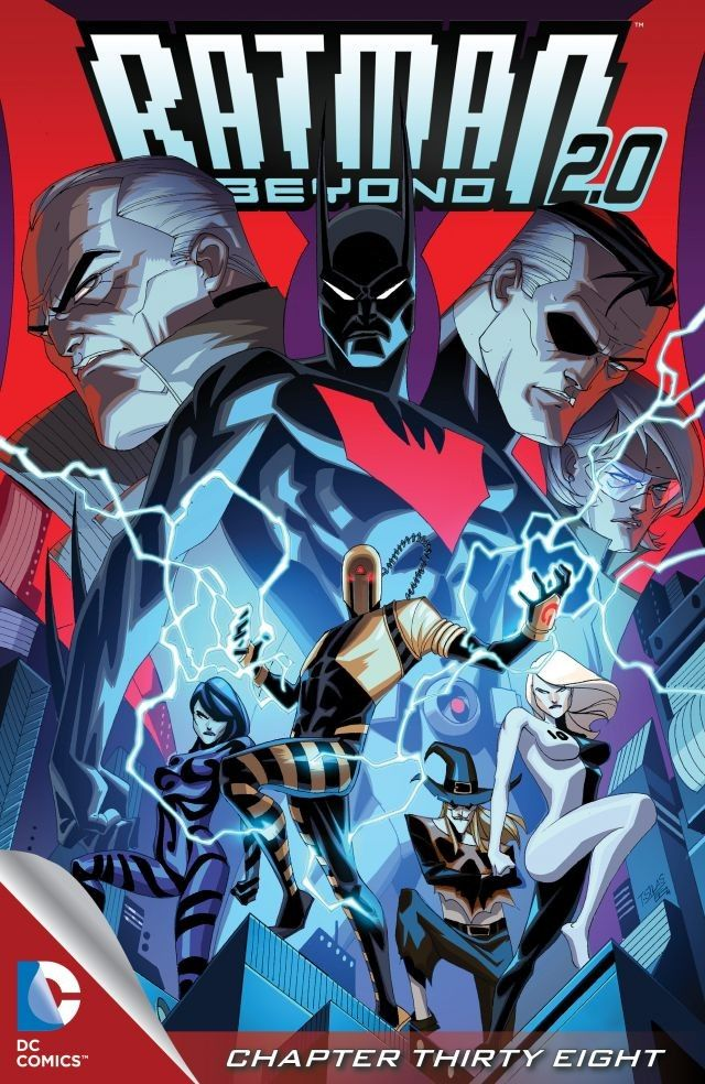 Batman Beyond 2.0 Vol 1 38 (Digital)
