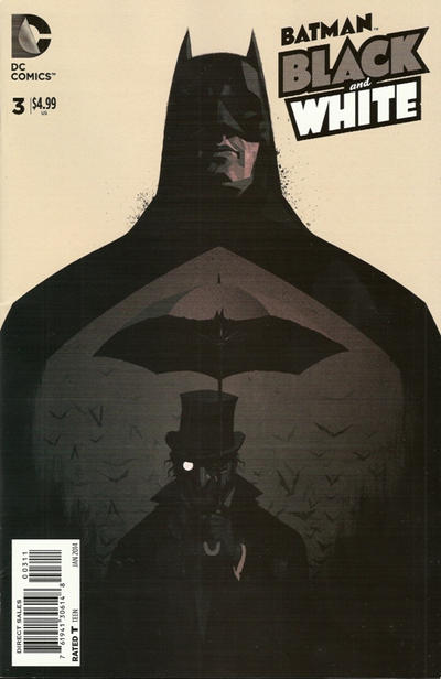 Batman Black and White Vol 1 3