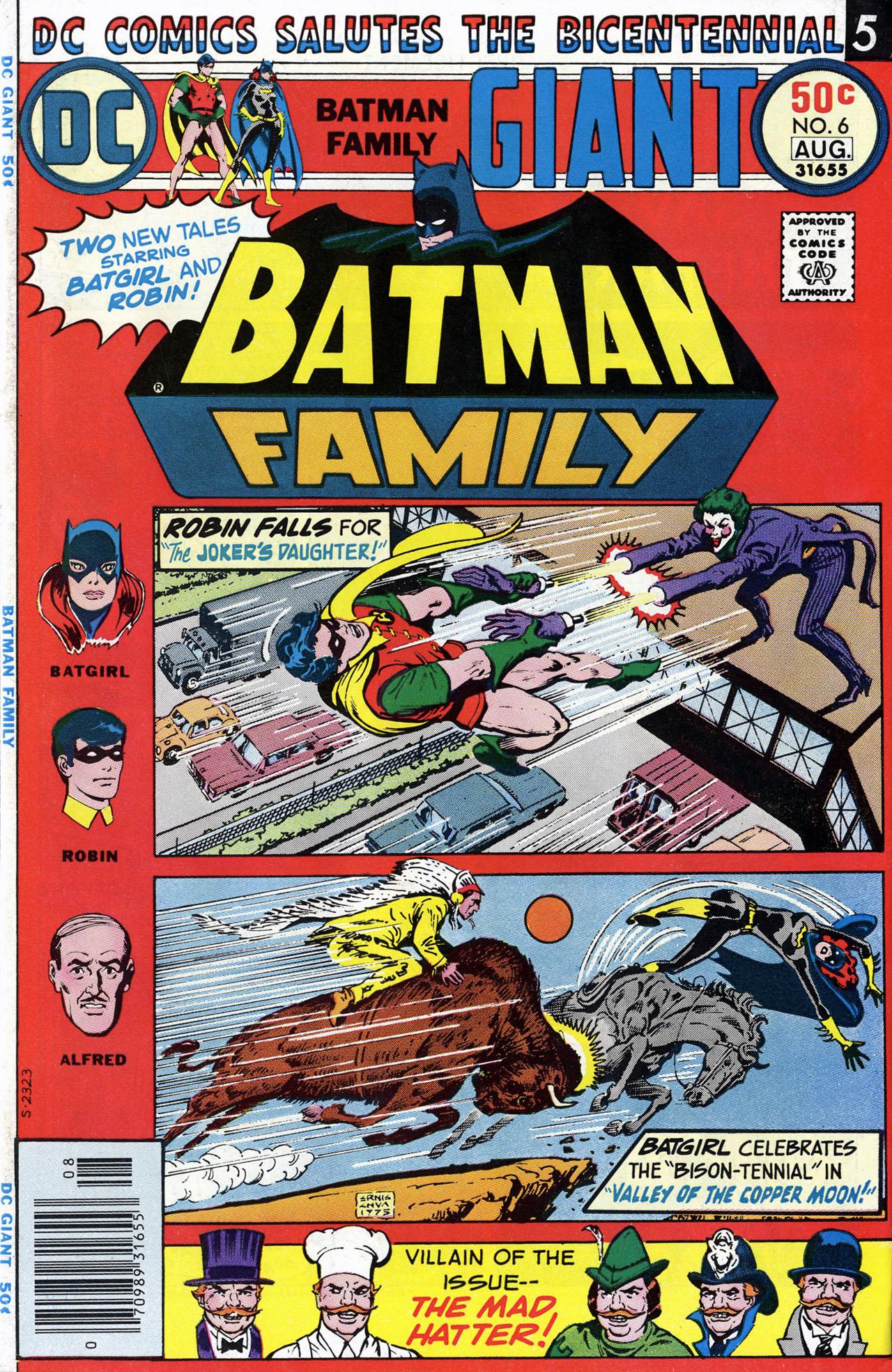 Batman Family Vol 1 6