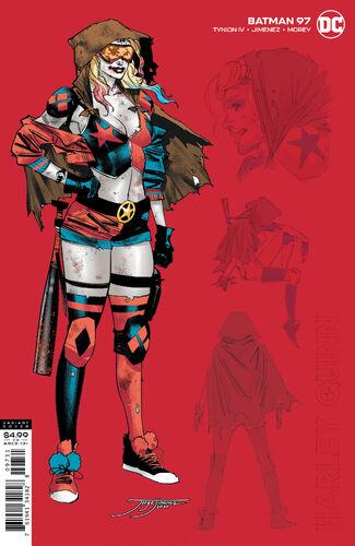 1:25 Harley Quinn Variant