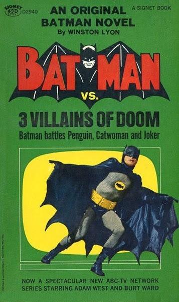 Batman vs. Three Villains of Doom