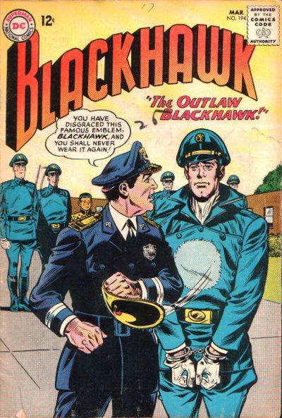 Blackhawk Vol 1 194