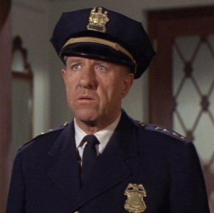 Chief O'Hara (Batman 1966 TV Series)