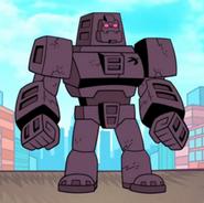 Cinderblock Teen Titans Go! TV Series 001