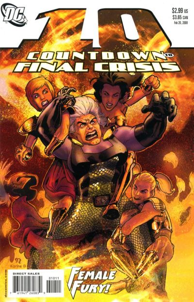 Countdown to Final Crisis Vol 1 10