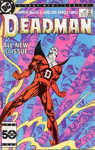 Deadman Vol 2 1