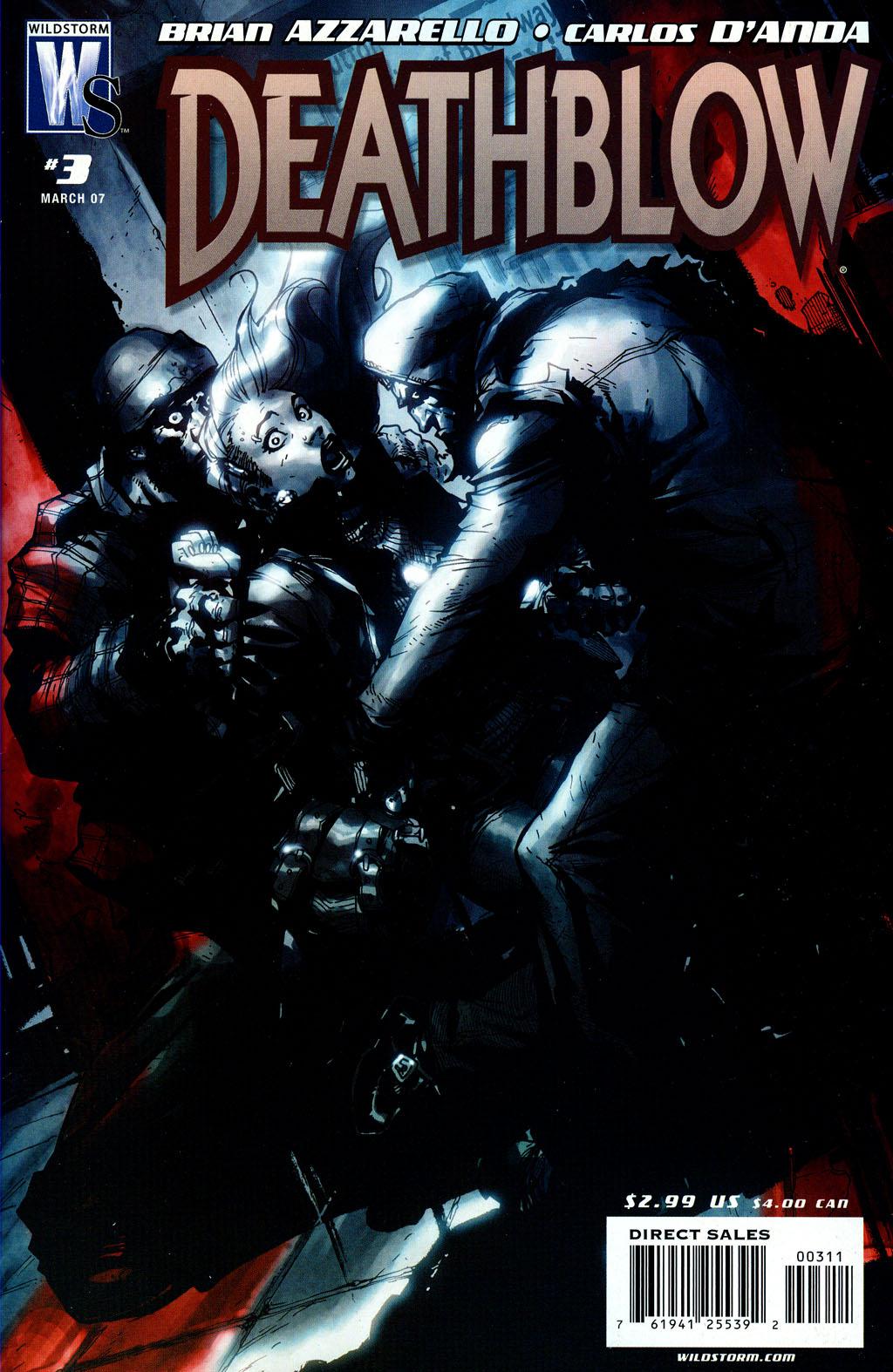 Deathblow Vol 2 3