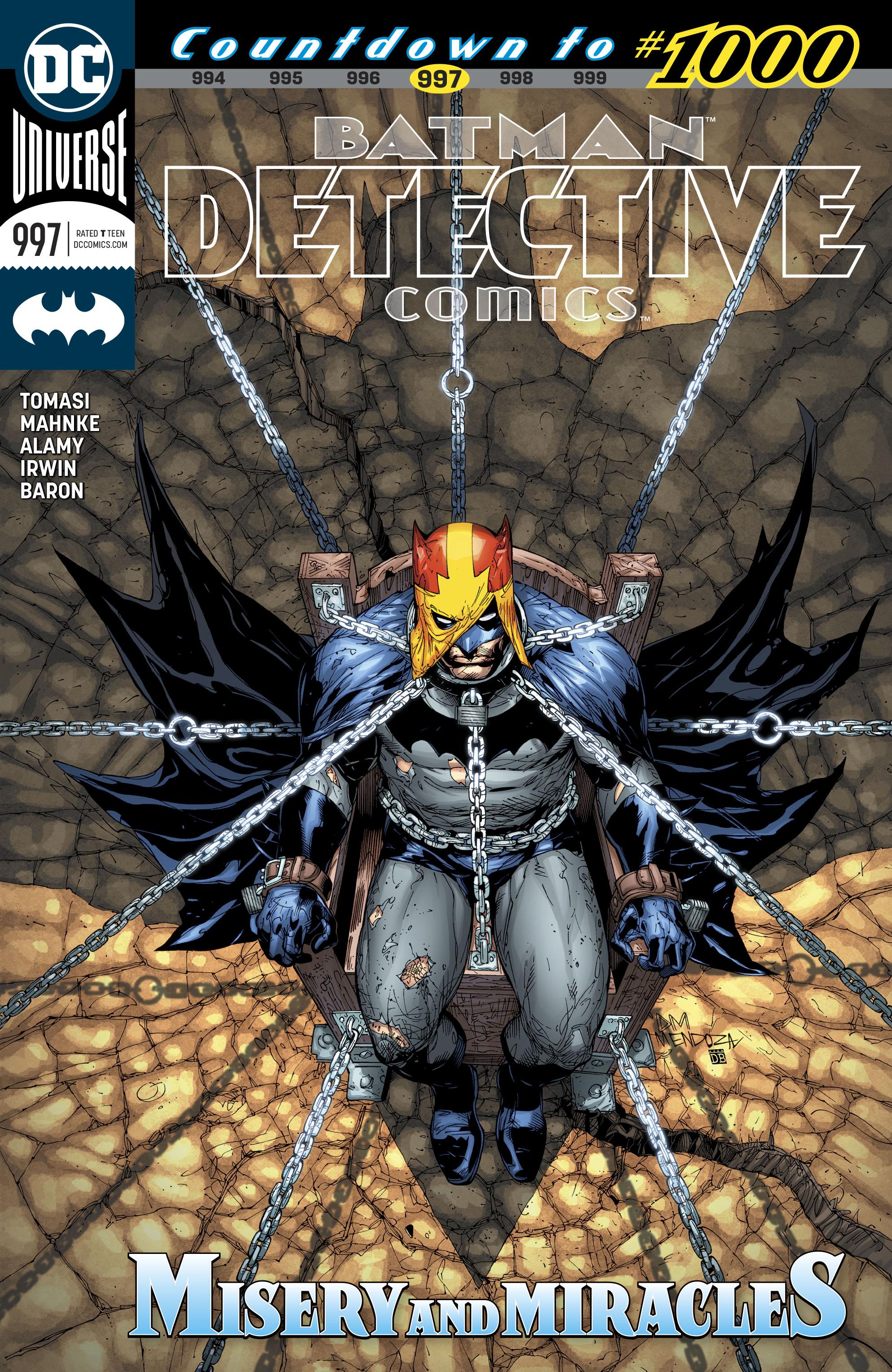 Detective Comics Vol 1 997