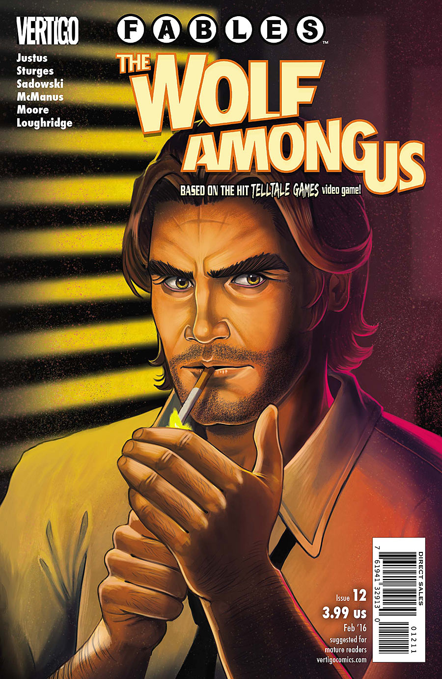 Fables: The Wolf Among Us Vol 1 12