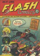 Flash Comics 4