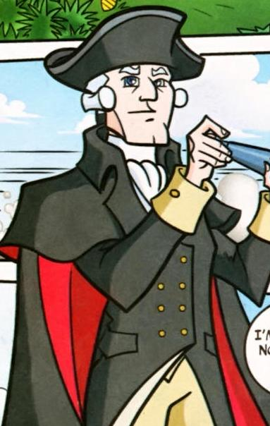 George Washington (Earth-508)