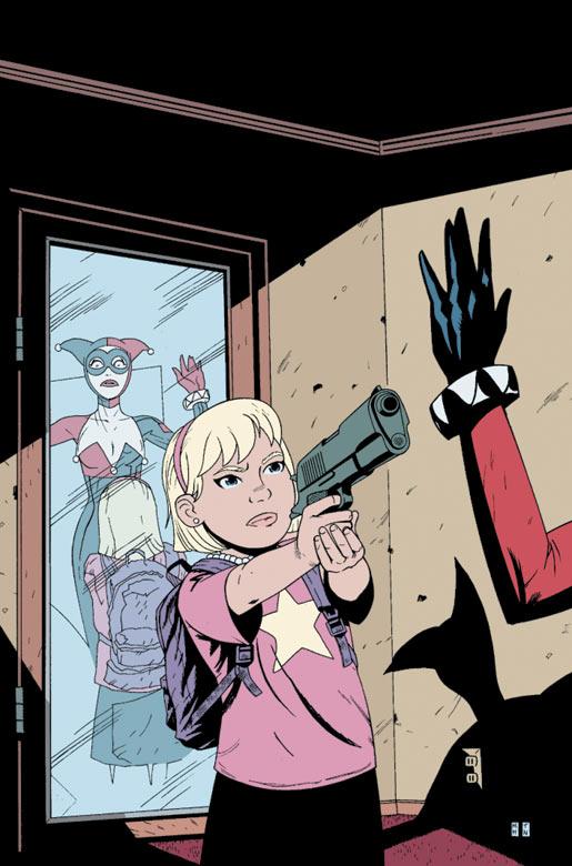 Harley Quinn Vol 1 34 Textless.jpg