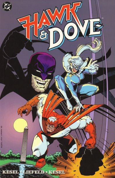 Hawk and Dove (Collected)