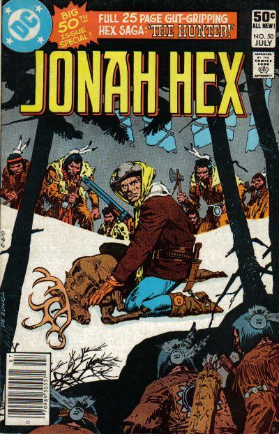 Jonah Hex Vol 1 50