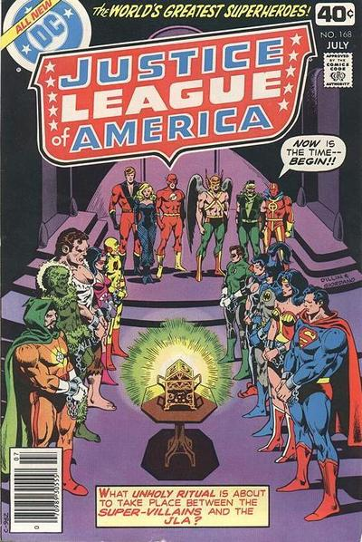 Justice League of America: The League That Defeated Itself