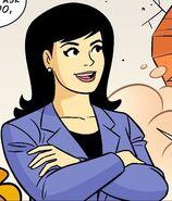 Lois Lane Scooby-Doo Team-Up 001