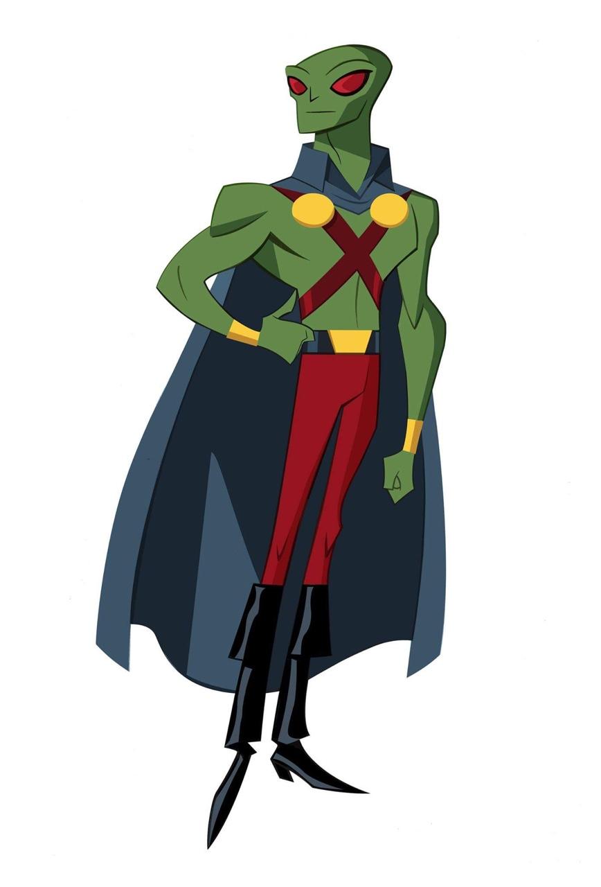 J'onn J'onzz (Justice League Action)