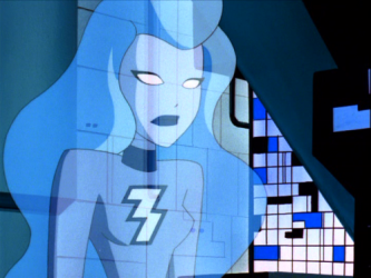 Mary Michaels (DCAU)