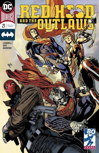 Superman 80th Anniversary Variant