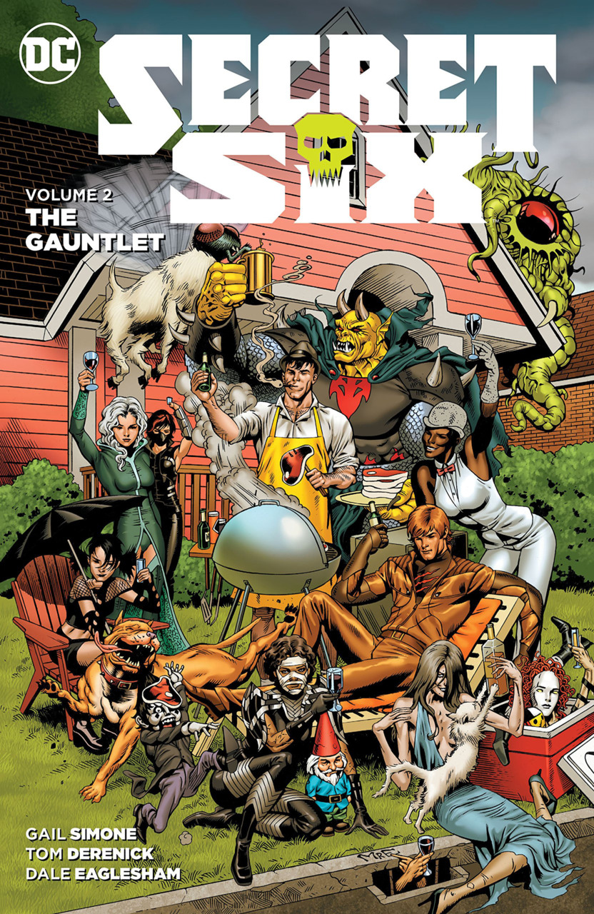 Secret Six: The Gauntlet (Collected)