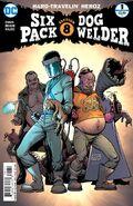Sixpack and Dogwelder Hard-Travelin' Heroz Vol 1 1