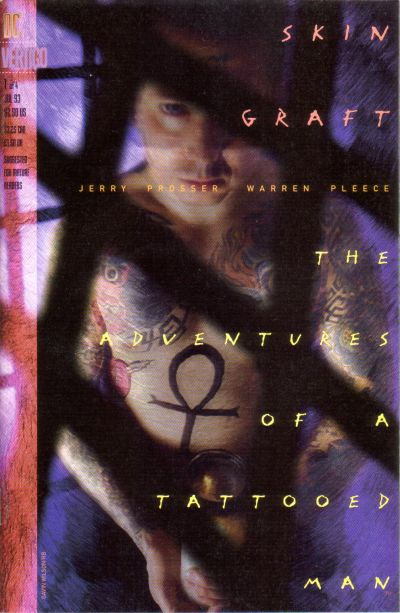 Skin Graft: The Adventures of a Tattooed Man Vol 1 1
