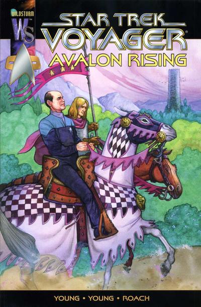 Star Trek: Voyager: Avalon Rising Vol 1 1