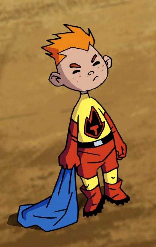 Timmy (Teen Titans TV Series)