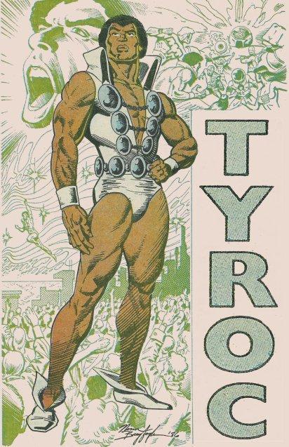 Troy Stewart (Pre-Zero Hour)