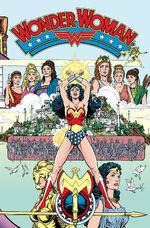 The origin of Wonder Woman