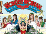 Wonder Woman by George Pérez Omnibus (Collected)
