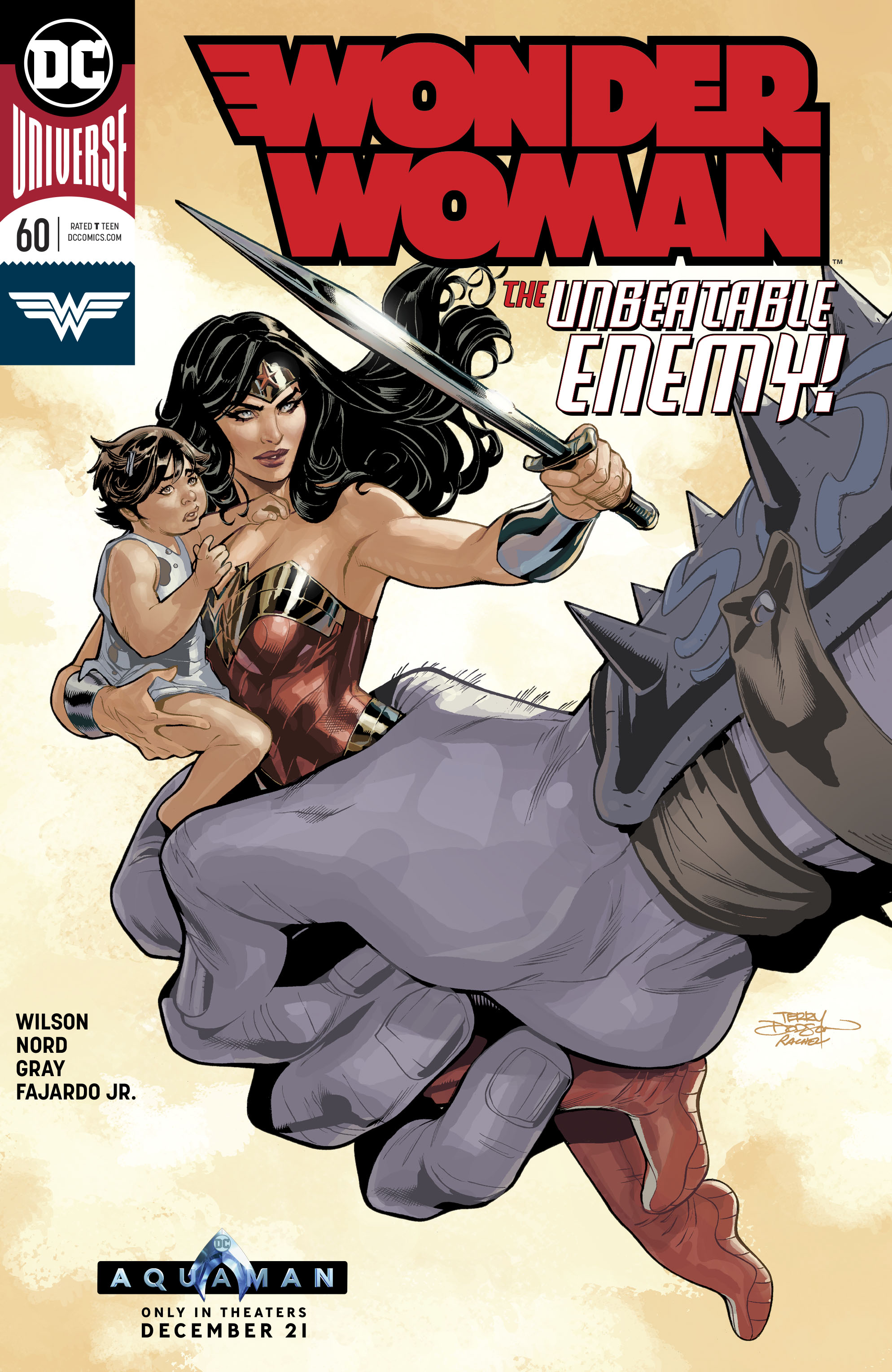 Wonder Woman Vol 5 60