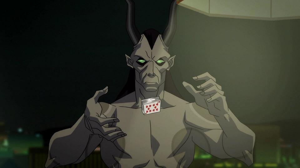 Abnegazar (DC Animated Movie Universe)