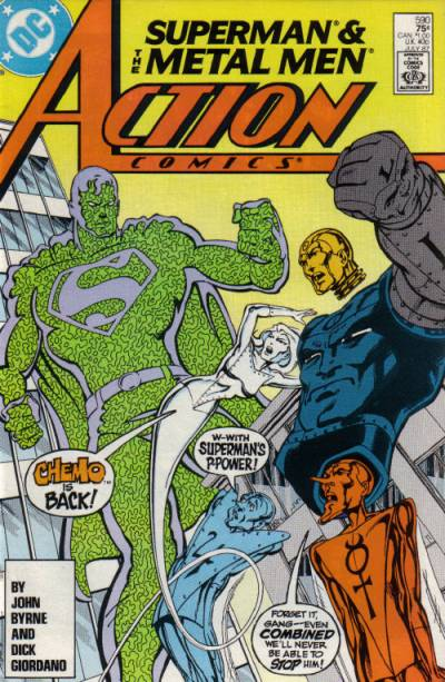 Action Comics Vol 1 590
