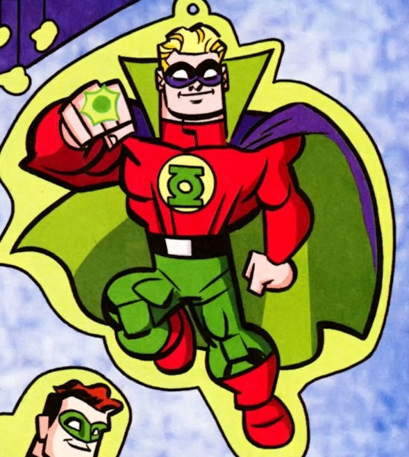 Alan Scott (Earth-508)