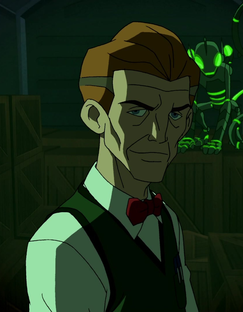 Anthony Ivo (Earth-16)
